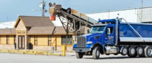 Pavlich Inc rail car unloading kansas city ks bulk transport delivery